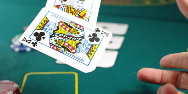 Eniten pelatut online-Blackjack-muunnelmat